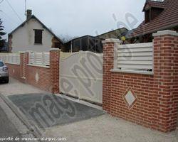 RIM - Saint-Amand-Longpré - CLÔTURE - BRISE VUE - CLAUSTRA